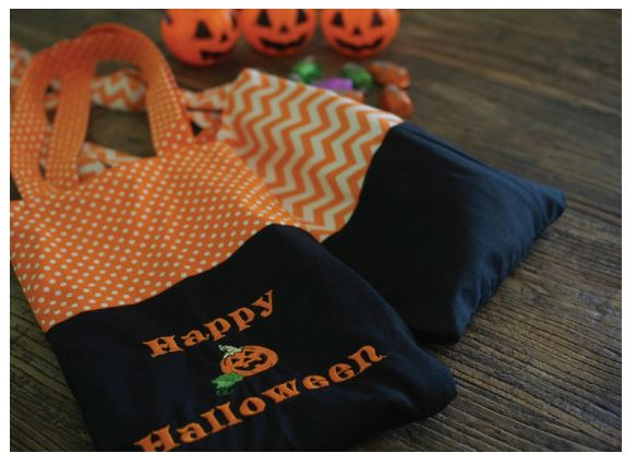 Trick or Treat Bags 1